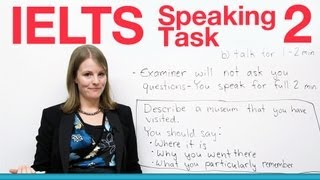 Download IELTS Speaking Task 2 - How to succeed Video
