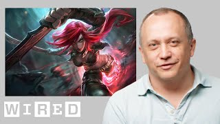 Download Every League of Legends Champion Explained | WIRED Video
