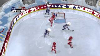 Download NHL 3 on 3 Arcade - Game 1 Video