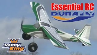 Download ESSENTIAL RC FLIGHT TEST: Durafly®™ Tundra 1300mm Sports Model Video