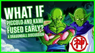 Download WHAT IF PICCOLO FUSED EARLY? | A Dragonball Discussion Video