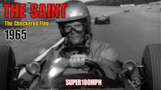 Download THE SAINT The Checkered Flag (1965) Video