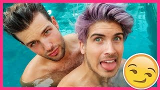 Download SWIMMING NAKED TOGETHER! Video