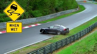 Download M3 Crash, Saxo Crash, Escort Crash 12.05.2017 Touristenfahrten Nurburgring Nordschleife Video