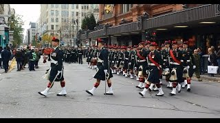 Download Jour du Souvenir - Remembrance Day - Montreal - Quebec - Canada - 2016 Video