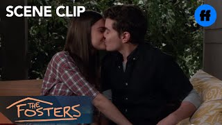 Download The Fosters | Season 5 Episode 3: Aaron And Callie Discuss Their Awkward Date | Freeform Video