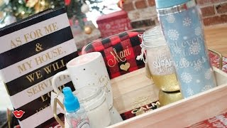 Download 10 DIY Holiday Gifts for Mom! | Tay from Millennial Moms Video