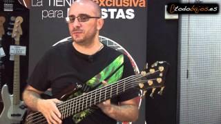 Download (2/3) MARIANO MARTOS en TODOBAJOS TV: Bajo flamenco - ″Armonía flamenca y estilos (parte I)″ Video