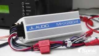 Download JL Audio MHX280/4 Marine Amplifier Dyno Test | SMD D'Amore AD-1 Video