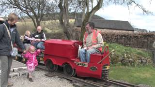Download The Steeple Grange Narrow Gauge Railway April 2013 Video