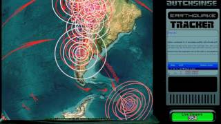 Download 6/24/2017 - Earthquakes hit West Coast California + Japan Coast LIVE after issuing warnings Video