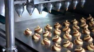 Download twin colour cookie depositor Video