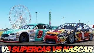 Download Project Cars 2: Nascar vs V8 Supercars Video