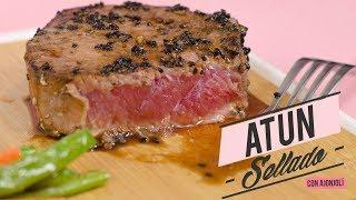 Download CÓMO HACER ATÚN SELLADO CON AJONJOLÍ 🐟🍴(¡SÚPER FÁCIL!)| Recién Cocinados Video