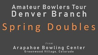 Download Denver ABT - Denver Spring Doubles 2018 Finals - May 20 Video