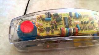 Download Radio Shack Tandy Corporation Light Up See Through Telephone Video