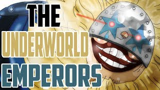 Download The Underworld's Emperors EXPLAINED || FUTURE ROLES?? || One Piece Video
