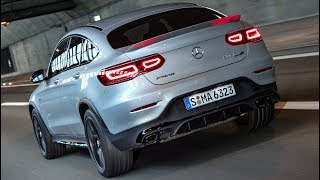 Download 2020 Mercedes AMG GLC 63S 4MATIC+ Coupe - Performance SUV Video