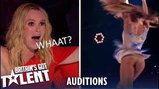 Download A&J: Aerial Performing Duo SHOCK Everyone...Watch What Happens! | Britain's Got Talent 2019 Video