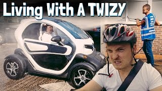 Download Living With A Renault Twizy: What It's REALLY Like Video