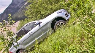 Download ► Mercedes-Benz GLE - Offroad Demo Video