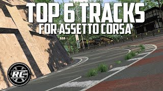 Download MY TOP 6 TRACKS FOR ASSETTO CORSA IN 2018 Video