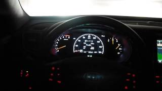 Download KIA CADENZA K7 Super Vision Guage Display with Push Button Start / Stop Video