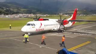 Download Avianca ATR 72-600 despegue de Manizales Video