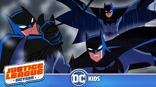 Download Justice League Action | Batman In Action | DC Kids Video