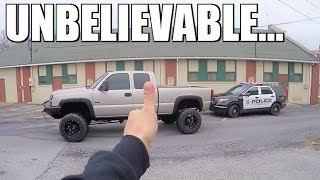 Download This Cop HATES My ″Illegal″ Duramax LOL Video