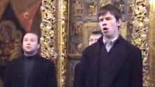Download Russian Orthodox Choir, Sacred Russian singing Chesnokov's ″Gabriel Appeared″ Eternal Counsel Video