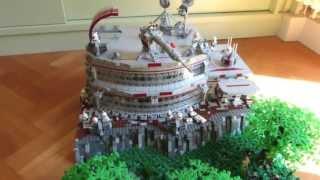 Download LEGO Star Wars The Clone Wars Deutsch Clone Base auf Cardia (MOC) Video