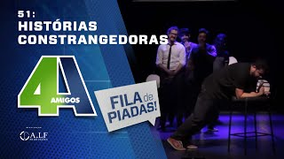 Download FILA DE PIADAS - HISTÓRIAS CONSTRANGEDORAS - #51 feat. Renato Albani Video