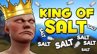 Download RAIDING THE KING OF SALT - Rust Funny Moments Video