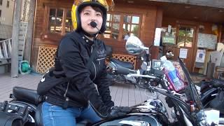 Download 美人ライダー 素敵な可愛いドラスタ ヤマハ・DS250  YAMAHA DragStar 250 お母さんの歴史 ヤマハ・ドラッグスター250 VG05J Video