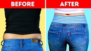 Download 25 JEANS HACKS TO KEEP YOU LOOKING FLY Video