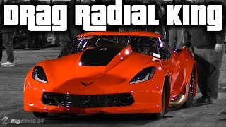 Download Let Off Early, Still Obliterated Drag Radial WORLD RECORD!! (Quarter Mile) Video