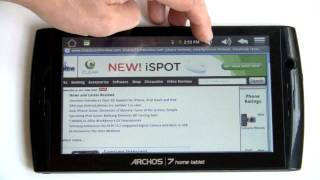 Download Archos 7 Home Tablet Video Review Video