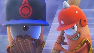 Download Spookiz | Kebi Plays Baseball | NEW Season 3 | 스푸키즈 | Funny Cartoon | Kids Cartoons |Videos for Kids Video