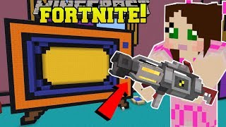 Download Minecraft: TOY STORY BASEMENT!! - FORTNITE BATTLE ROYALE - Modded Mini-Game Video
