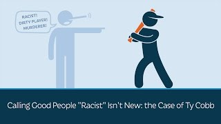 Download Calling Good People ″Racist″ Isn't New: the Case of Ty Cobb Video