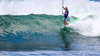 Download SUP Surfing Lizard Island Video