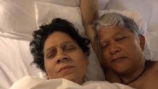Download BDMV 147 Aruna & Hari Sharma relaxing Rm 312 before flying Sweden Best Western Plus Newark NJ May 20 Video