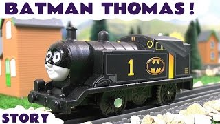 Download Thomas & Friends Toy Trains Superheroes Batman vs Joker Penguin and Riddler Funny Story TT4U Video