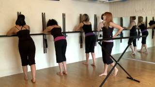 Download BarreConcept ® - Ultimate 20 minute barre exercise workout Video
