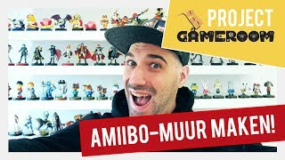 Download MAAK JE EIGEN AMIIBO MUUR!! (dag 8 & 9) | PROJECT GAMEROOM (verhuisvlog 6) | RICKACHU Video