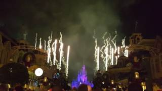 Download Wishes fireworks Video
