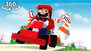 Download Super Mario in 360° - A Minecraft Roleplay Video Video