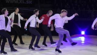 Download Евгений Плющенко,Аделина Сотникова и супер финал. Братислава. ″Kings on ice ″ 29.11.16 Video