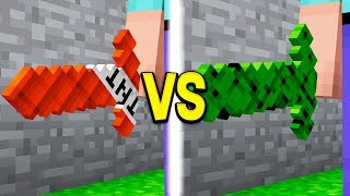 Download TNT SWORD vs CACTUS SWORD IN MINECRAFT! Video